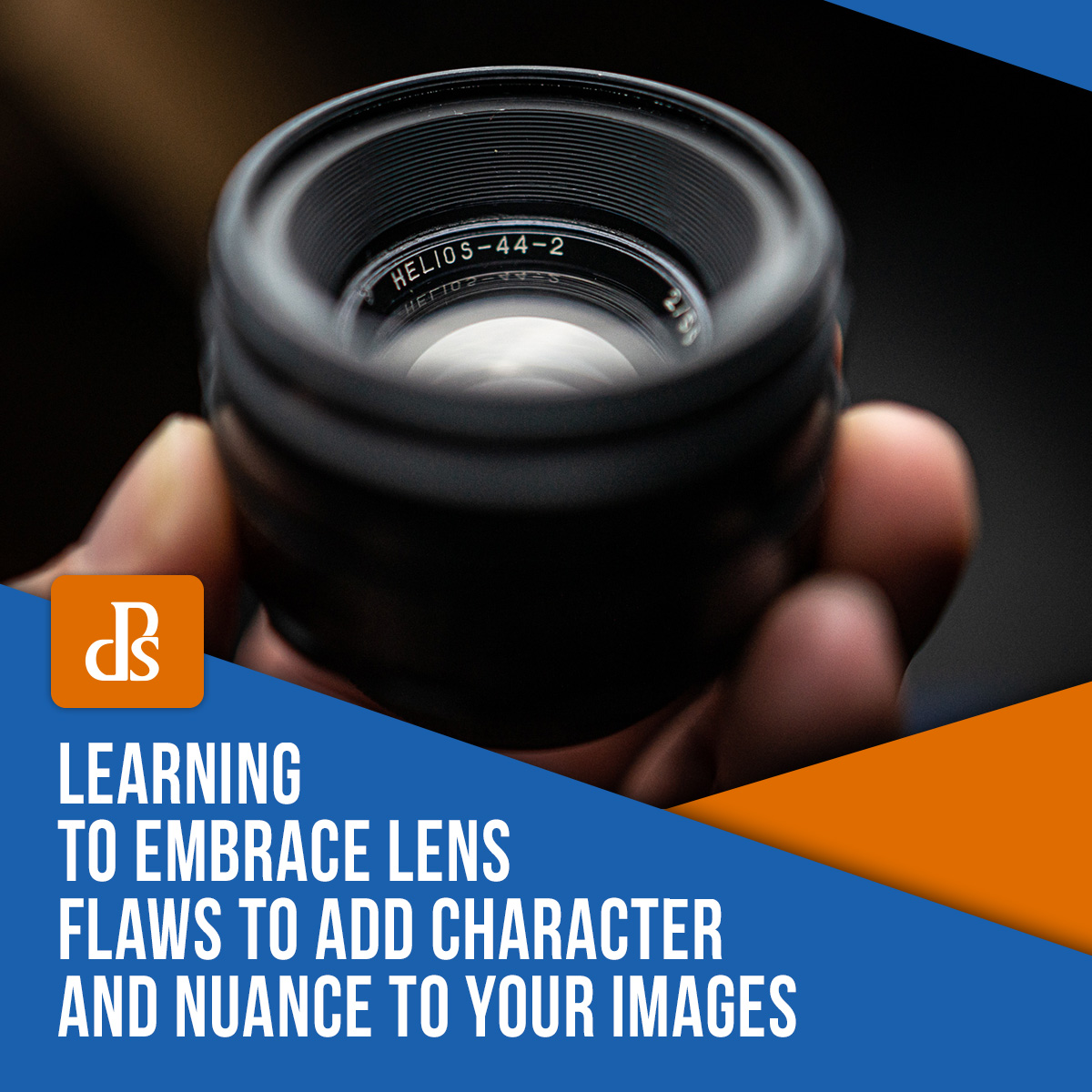 Learning to Embrace Lens Flaws to Add Character and Nuance to Your Images Feature