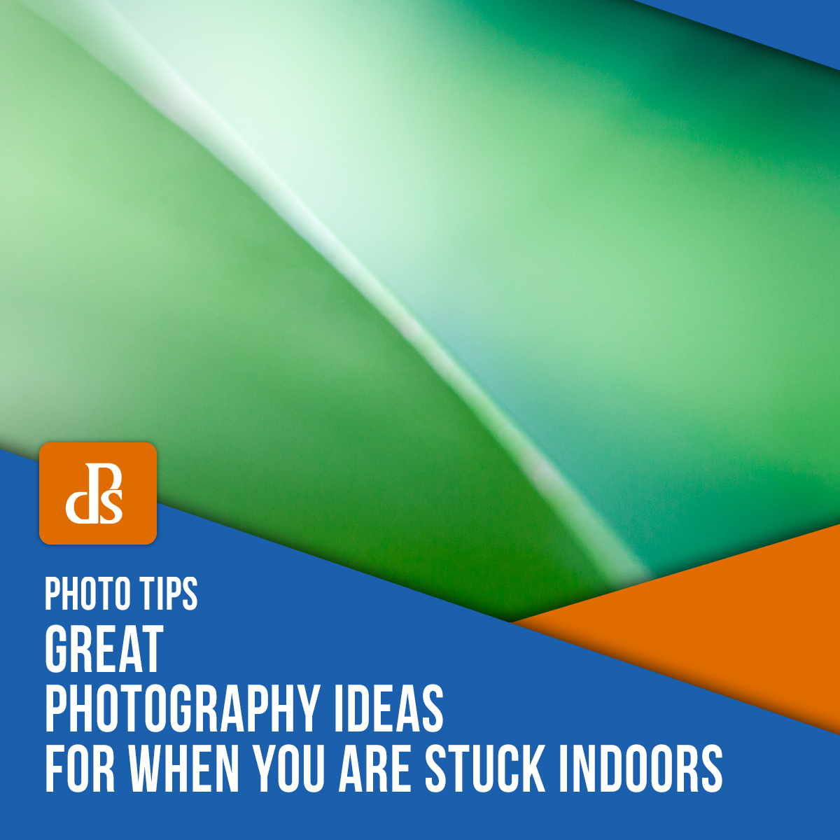 Great Photography Ideas for When You Are Stuck Indoors featured image