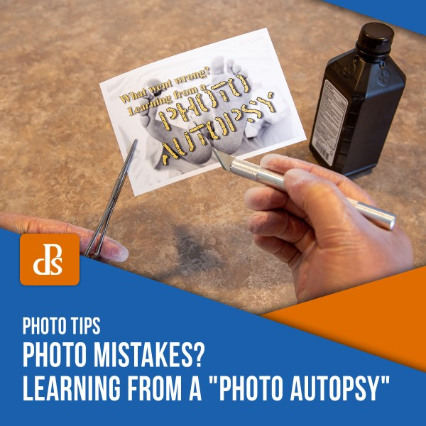 """Photo Mistakes? Learning from a """"Photo Autopsy"""""""