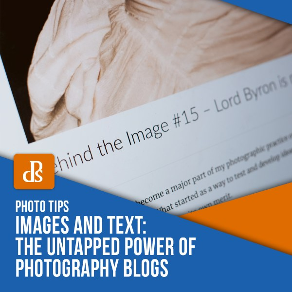 Images and Text: The Untapped Power of Photography Blogs