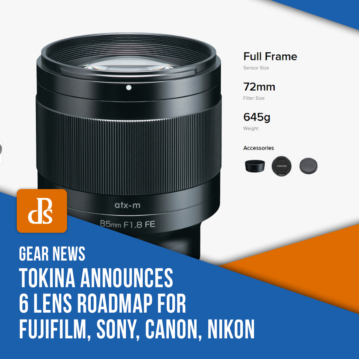 Gear news - Tokina Lenses roadmap 2020