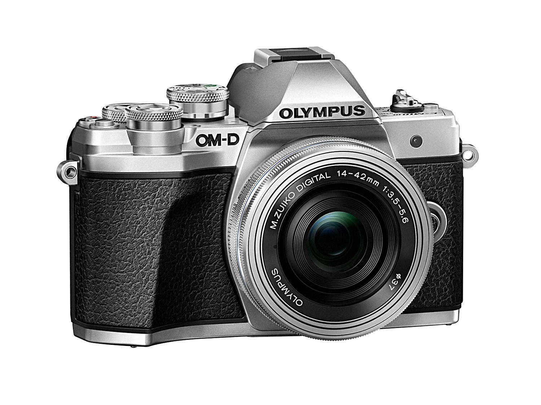 Compact Olympus camera