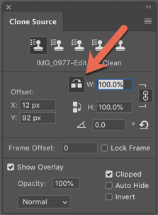 Removing Reflections and Other Unwanted Elements in Photoshop