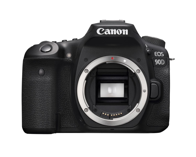 Canon 90D DSLR
