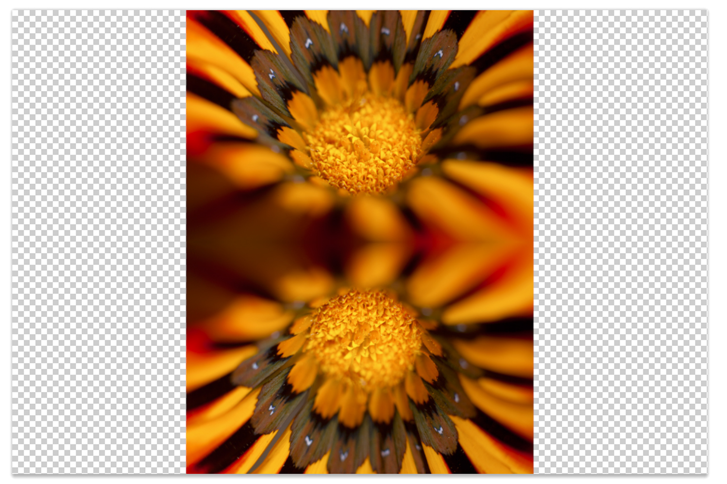 create mandalas in photoshop with stack modes – duplicating the image