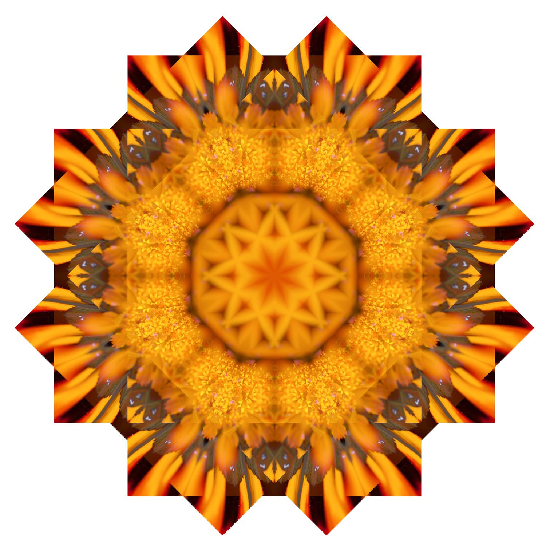 create mandalas in Photoshop