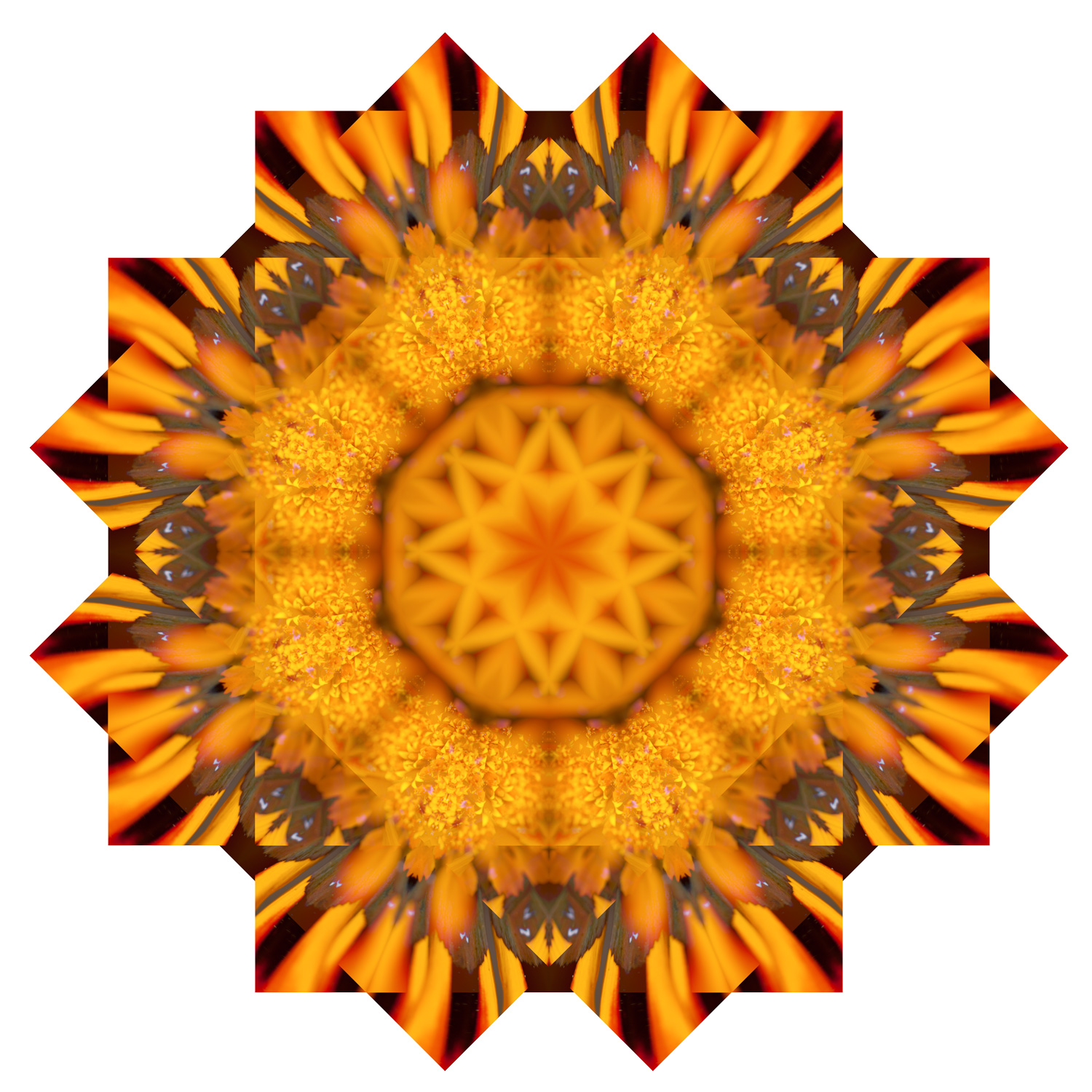 create mandalas in Photoshop