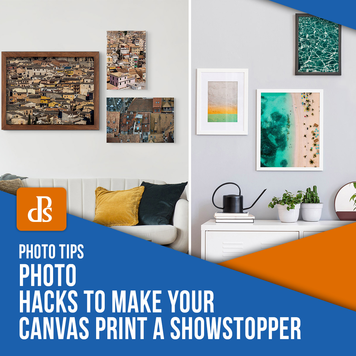 Canvas Printing Tips featured image