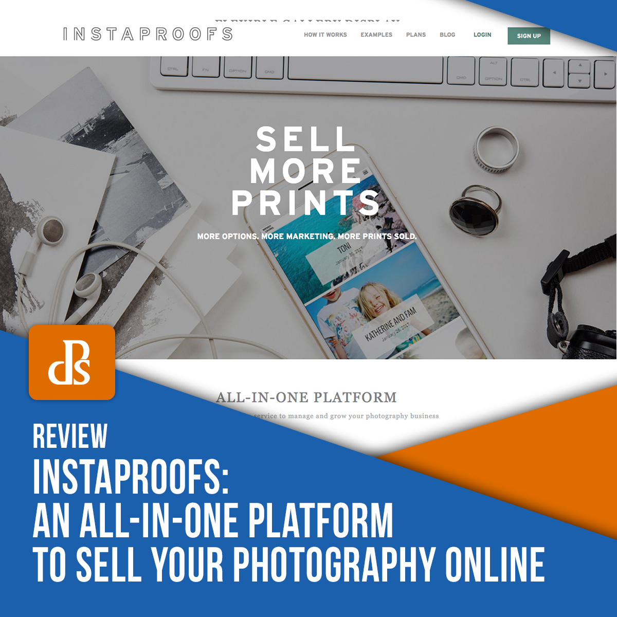 Instaproofs review featured image
