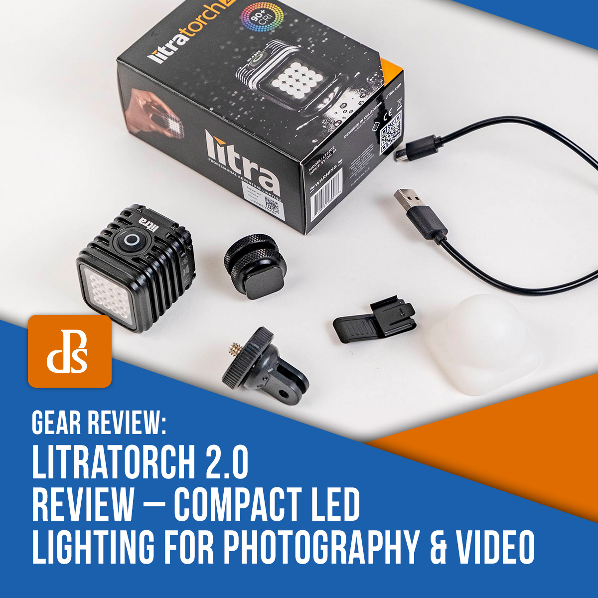 LitraTorch 2.0 Review – LED lighting for photography and video