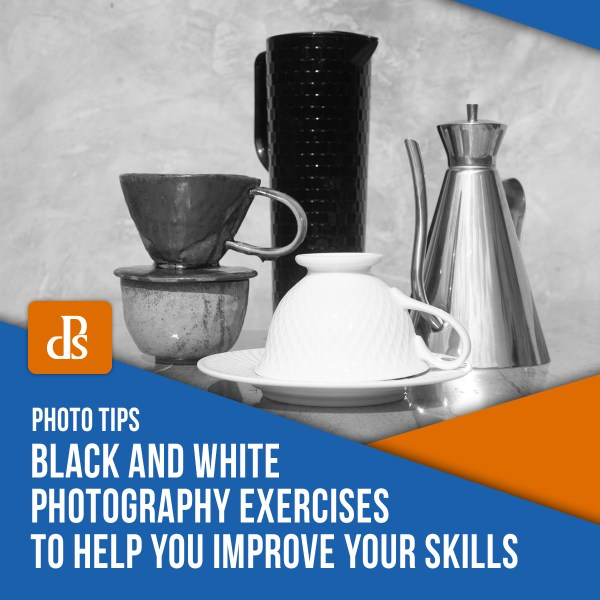 Black and White Photography Exercises to Help You Improve Your Skills