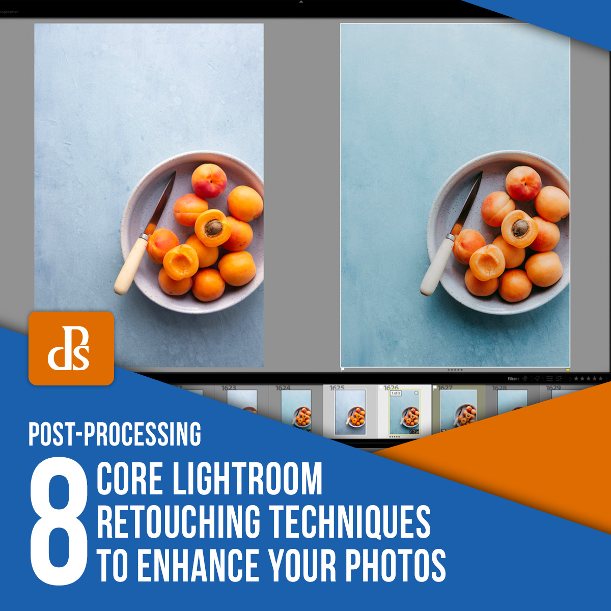 8 Core Lightroom Retouching Techniques to Enhance Your Photos