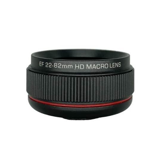 Struman Optics Cinematic lenses for smartphones review - macro lens