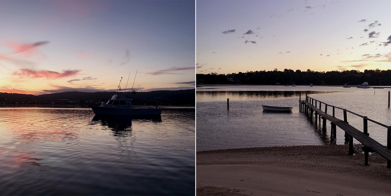 Desafio Semanal de Fotografia - Barcos