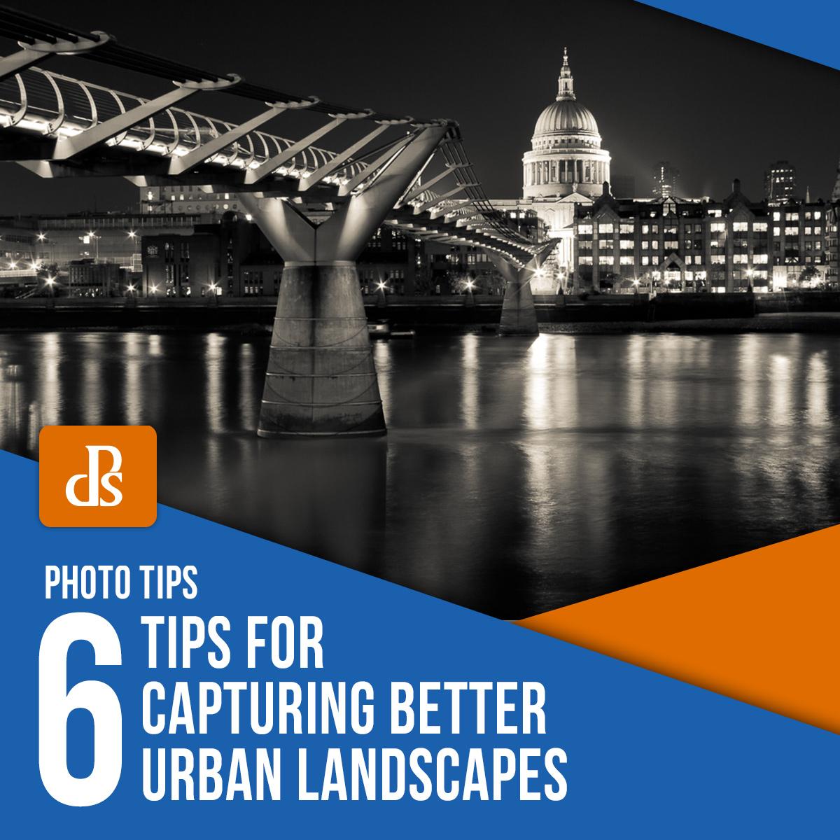 Tips for Better Urban Landscapes