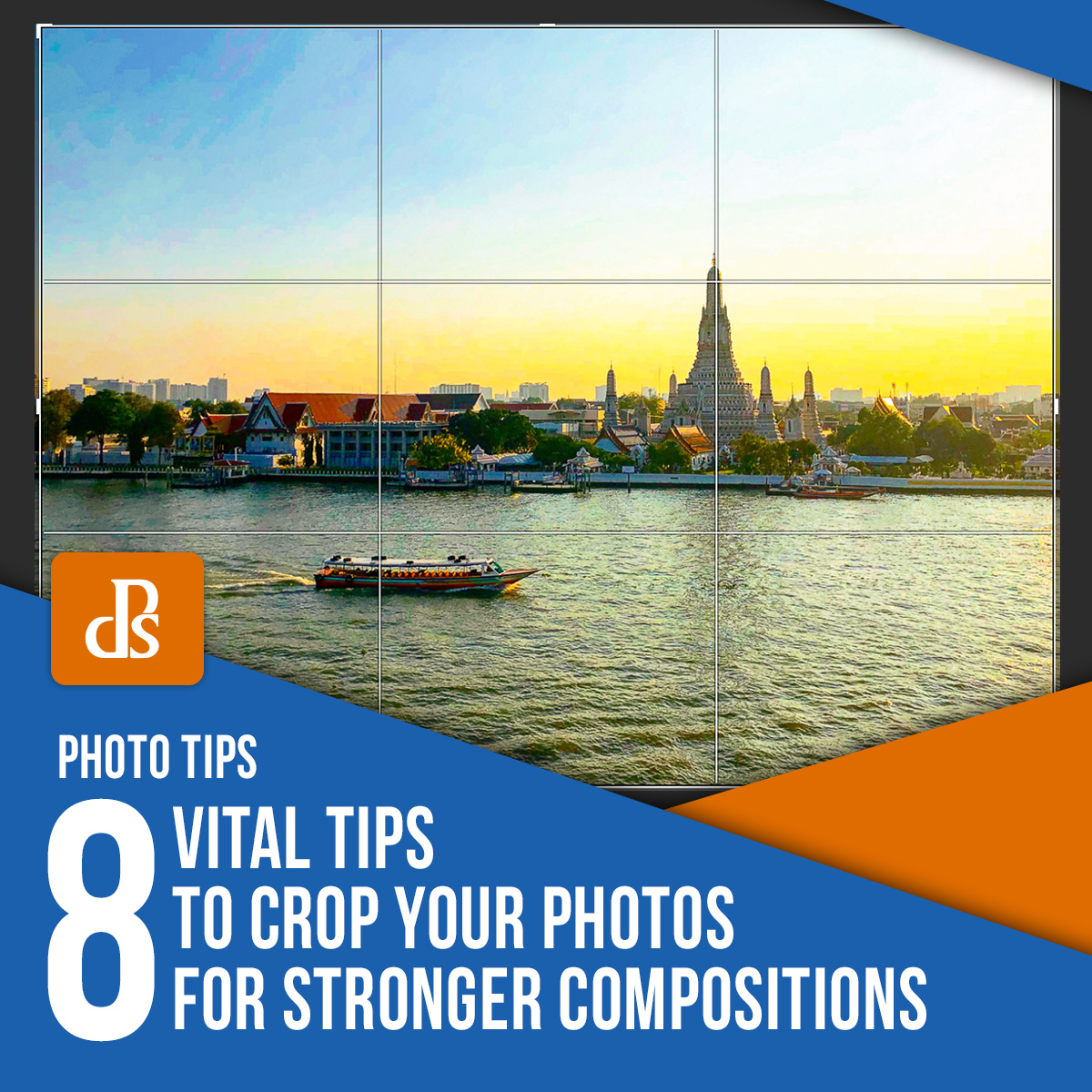 Tips to crop your photos better