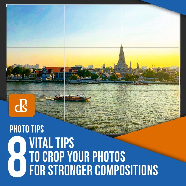 8 Vital Tips To Crop Your Photos For Stronger Compositions