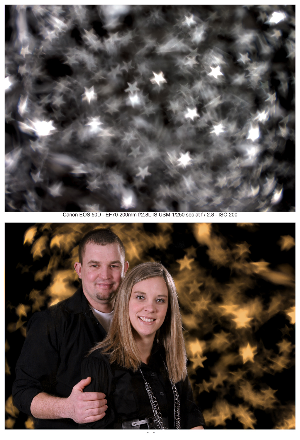 Photo Tricks - Patterned Bokeh