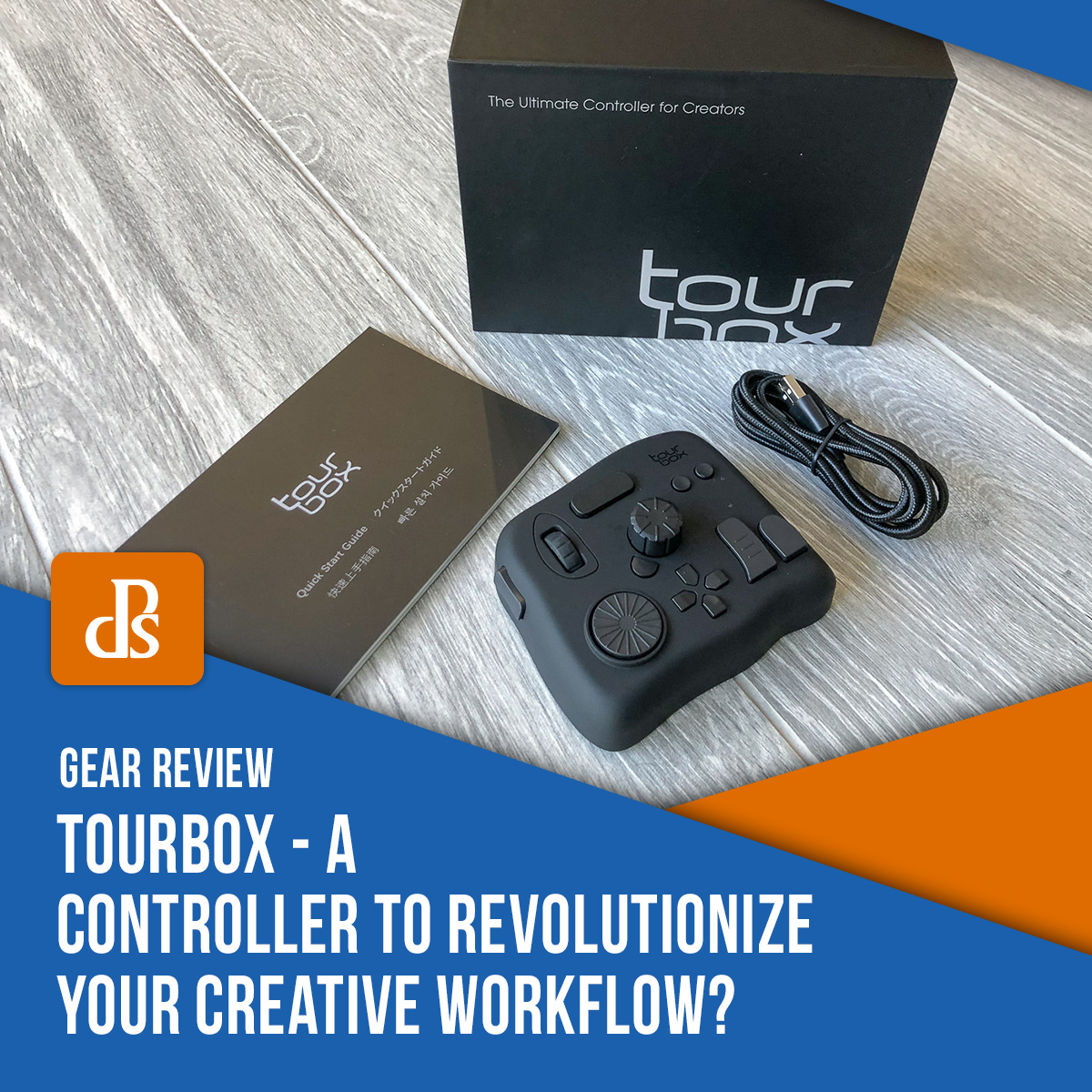 TourBox Review: A Controller to Revolutionize Your Creative Workflow?