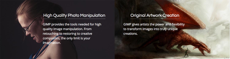 installing GIMP plugins GIMP features