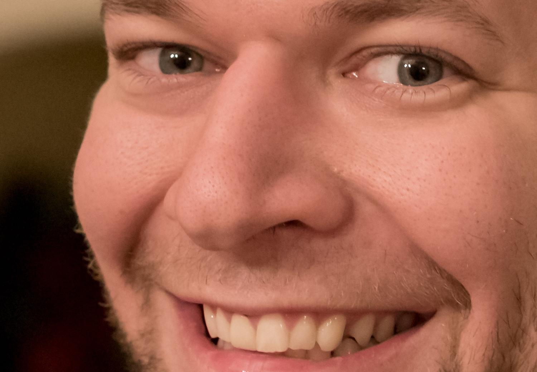 Mastering noise reduction in Lightroom portrait close-up