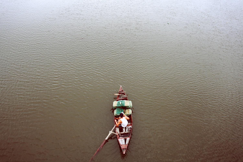 minimalismo de barco