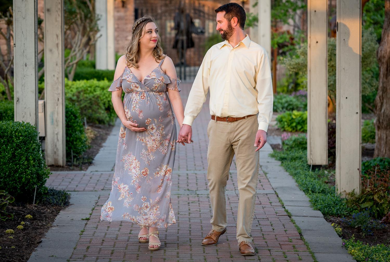 maternity frontlit