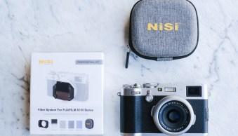 NiSi Filter System Review (For Fujifilm X100 Cameras)