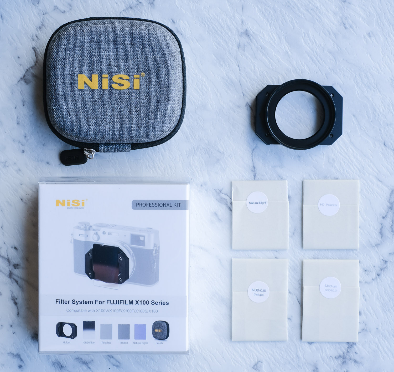 NiSi filter system review