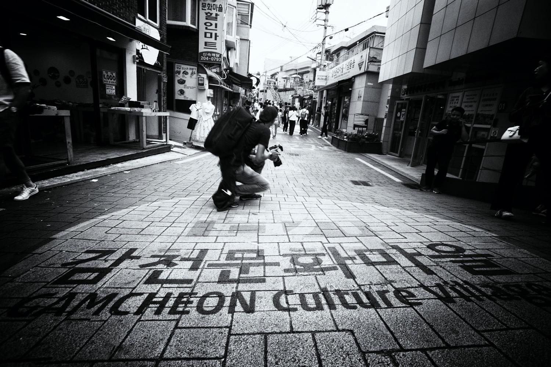 faça caminhadas fotográficas para impulsionar sua criatividade