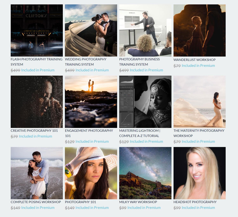 Ofertas da Black Friday para fotógrafos no 2020 SLR Lounge