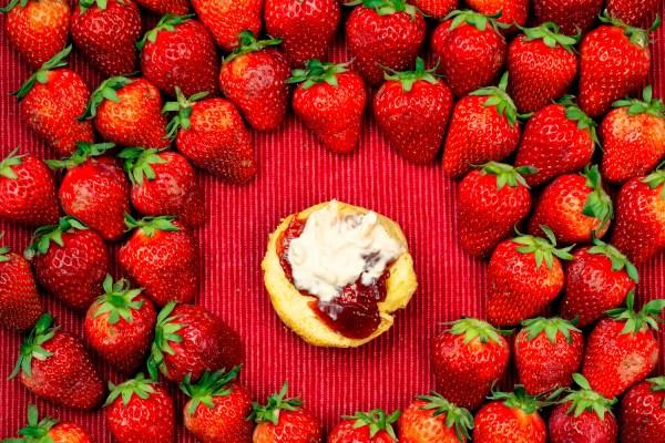 13 ideias criativas de fotografia de comida (para resultados únicos!)