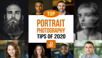 dPS Top Portrait Photography Tips of 2020