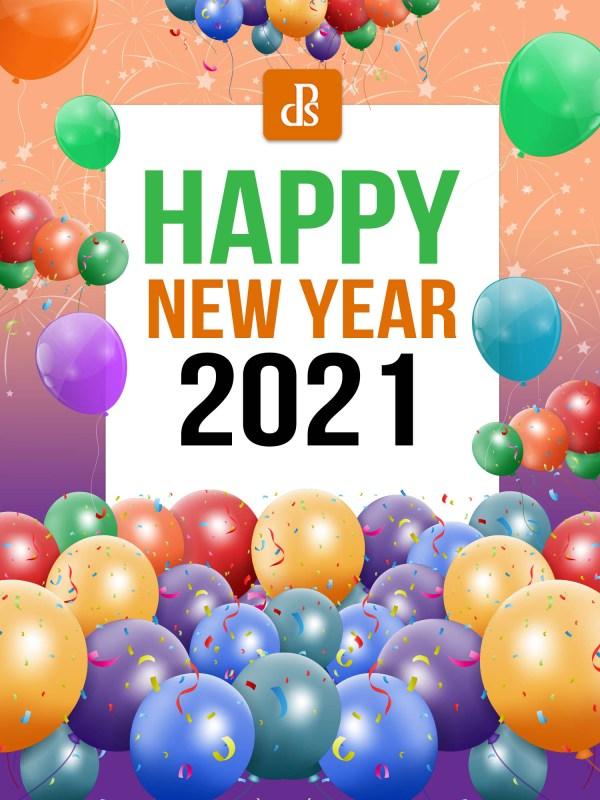 Feliz Ano Novo da Equipe dPS (mais nossos melhores guias)
