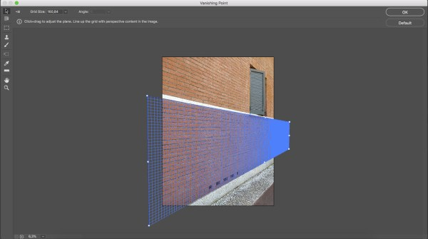 Vanishing Point in Photoshop: The Essential Guide