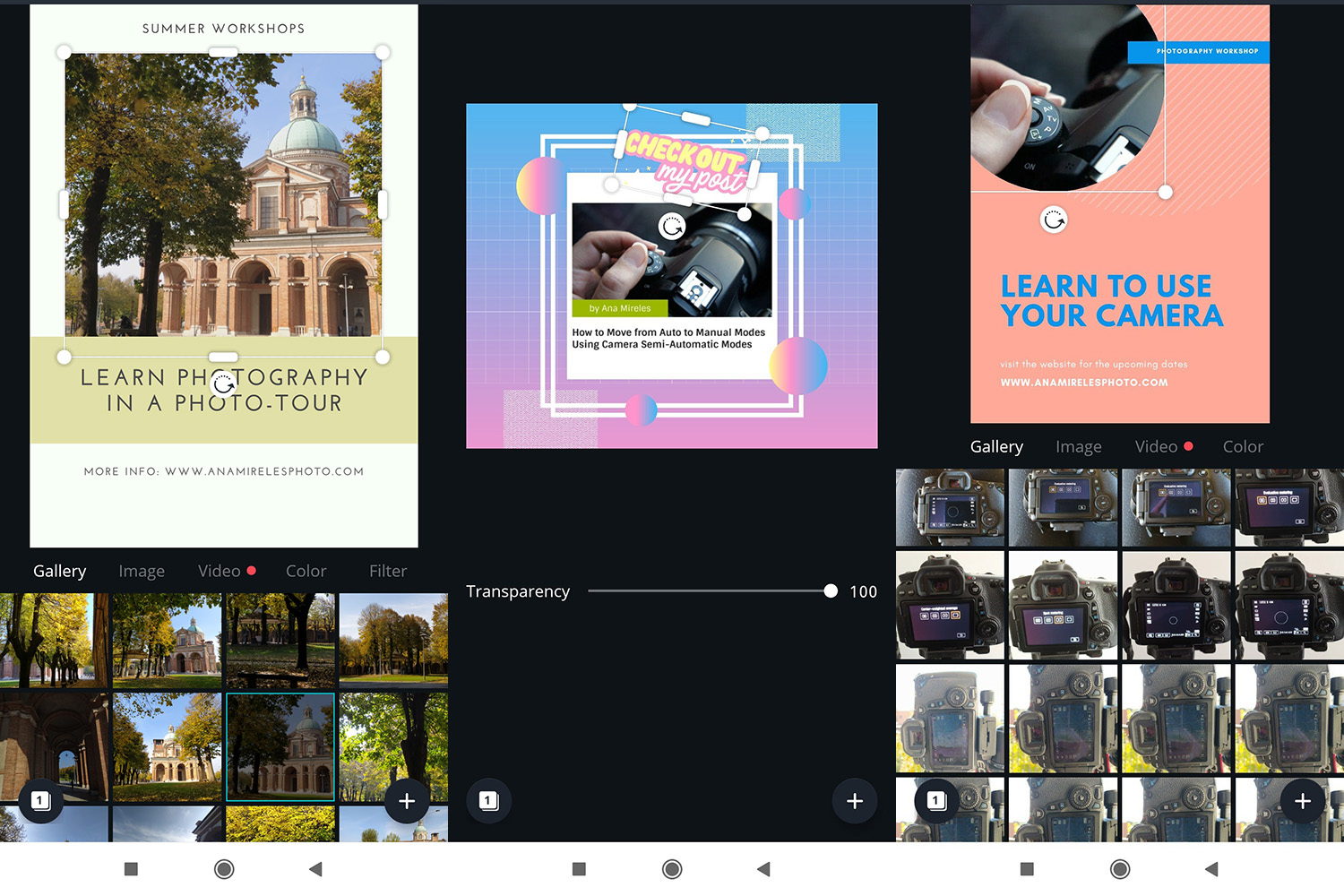 best photo editing apps canva