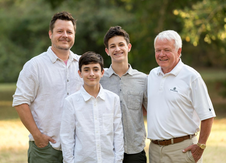 gêneros ideias de retrato de família