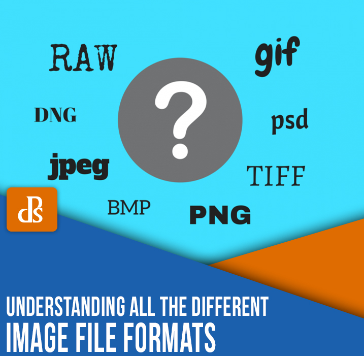image file formats photography