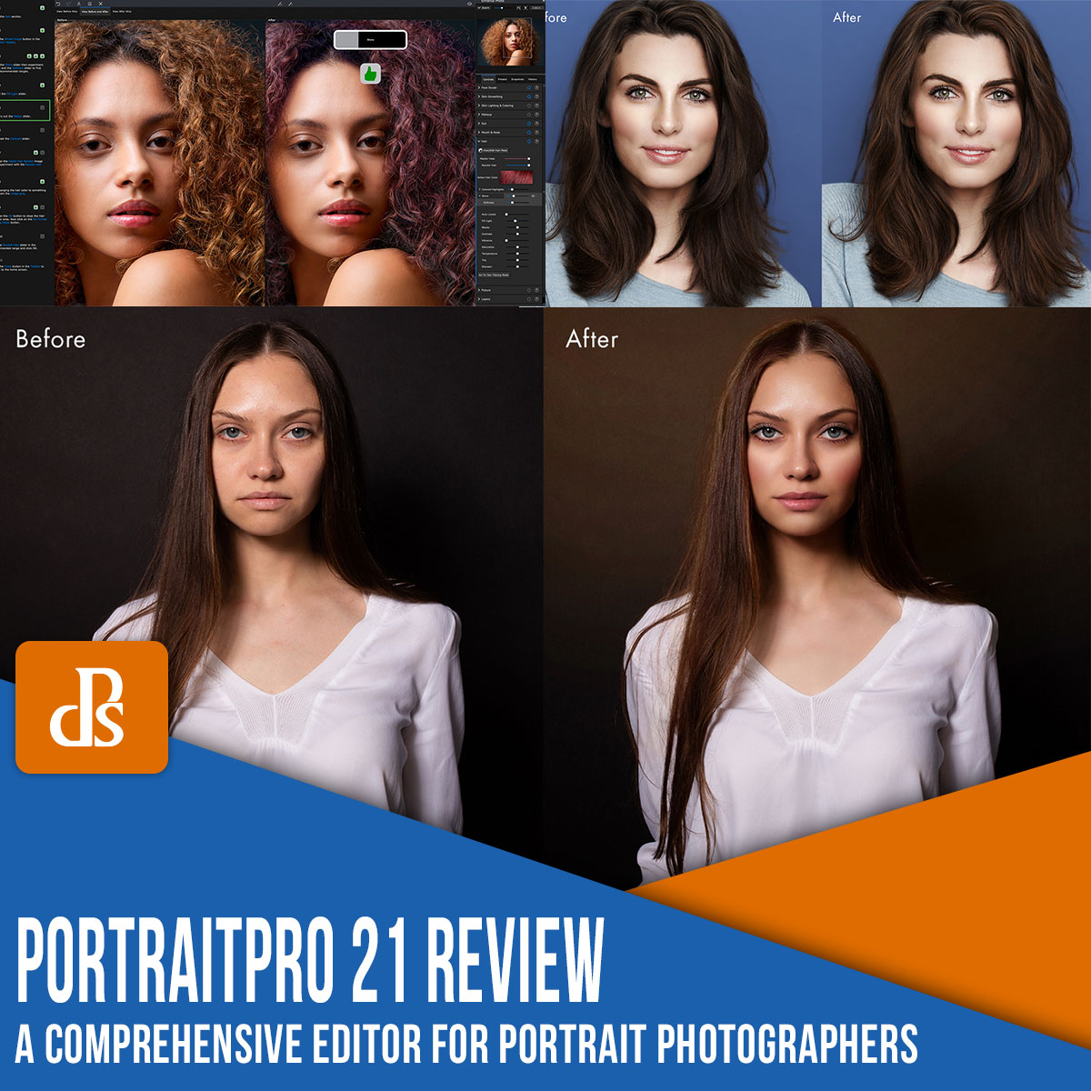 PortraitPro 21 review a comprehensive editor for portrait photographers