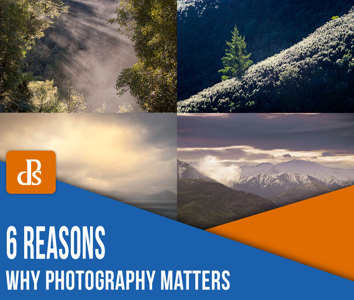 6 Reasons Why Photography Matters