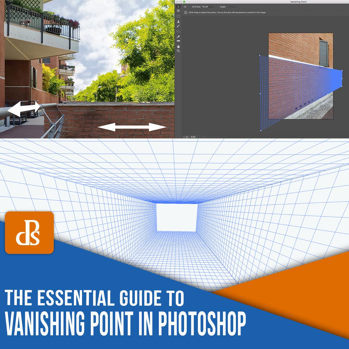 The essential guide to Vanishing Point in Photoshop
