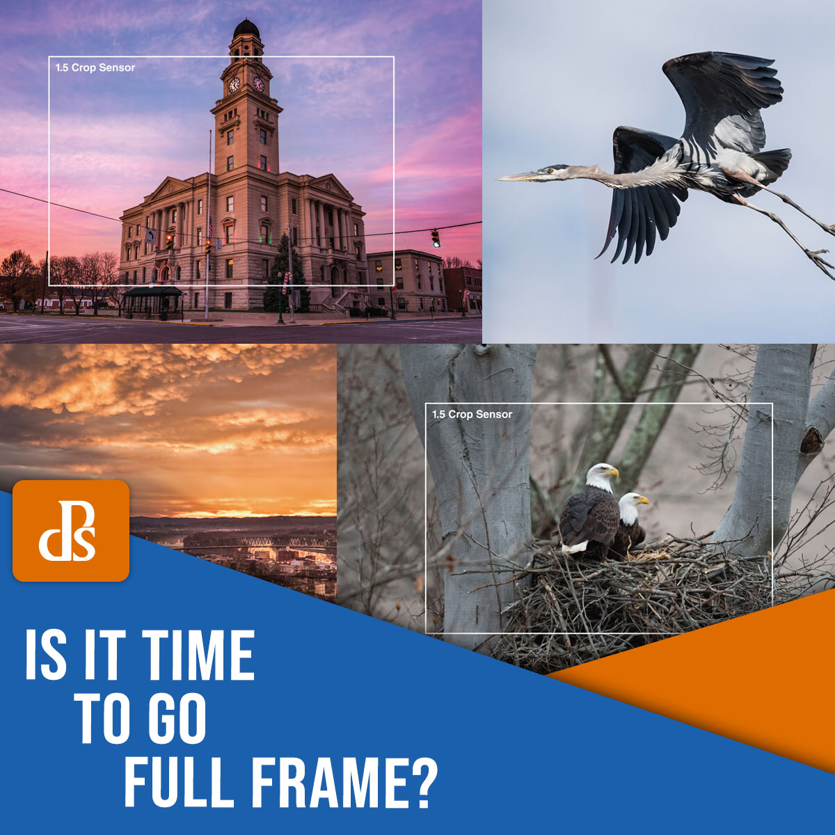 Is it time to go full frame?