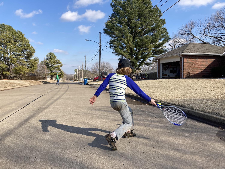 iPhone Live Photos de tênis para crianças