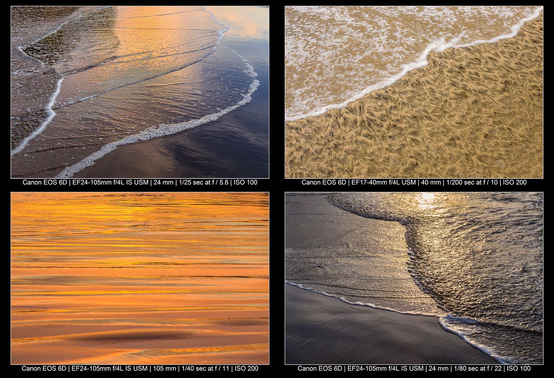 a água é espetacular para imagens abstratas