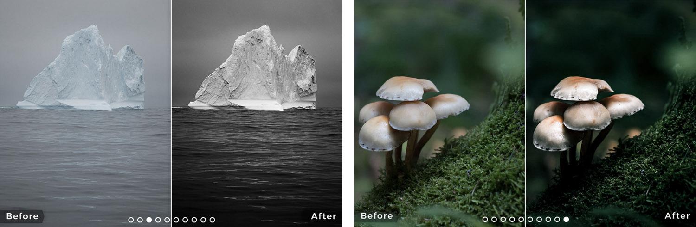 Best Lightroom presets landscape and travel photography presets