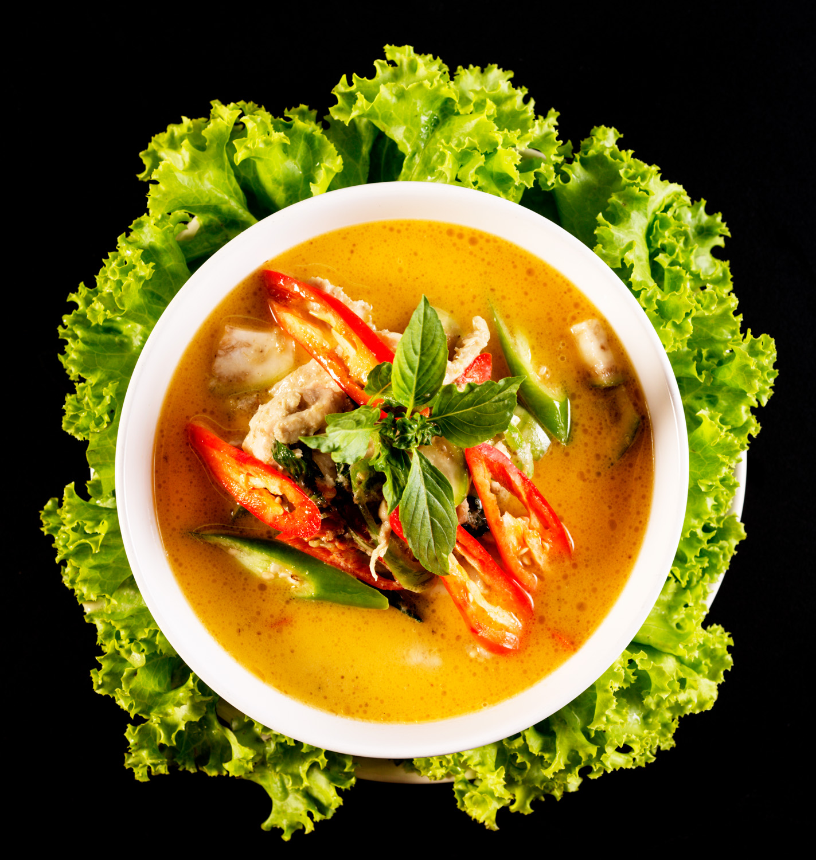 plate of Thai curry photo essay ideas