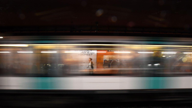 slow shutter speed blur