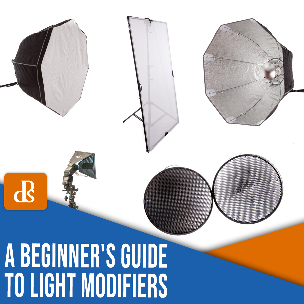 a beginner's guide to light modifiers