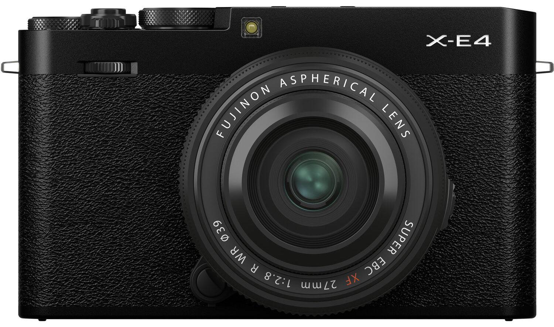 Best cameras for street photography Fujifilm X-E4