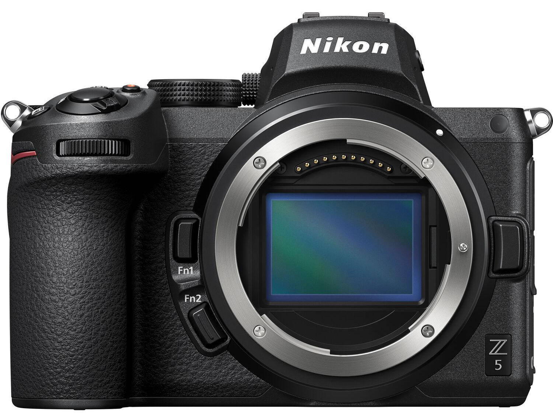 Best Camera for Street Photography Nikon Z5